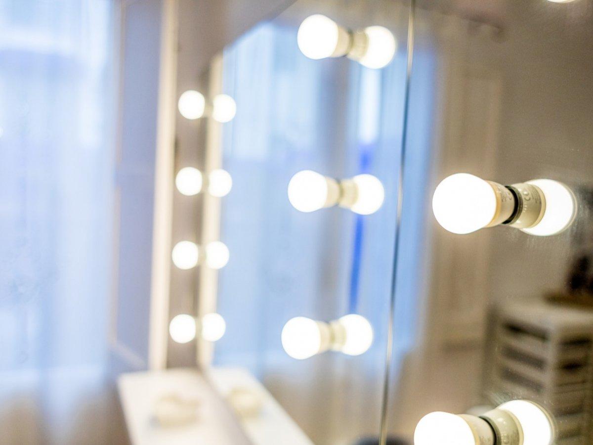 Espejos en Mirall Blau