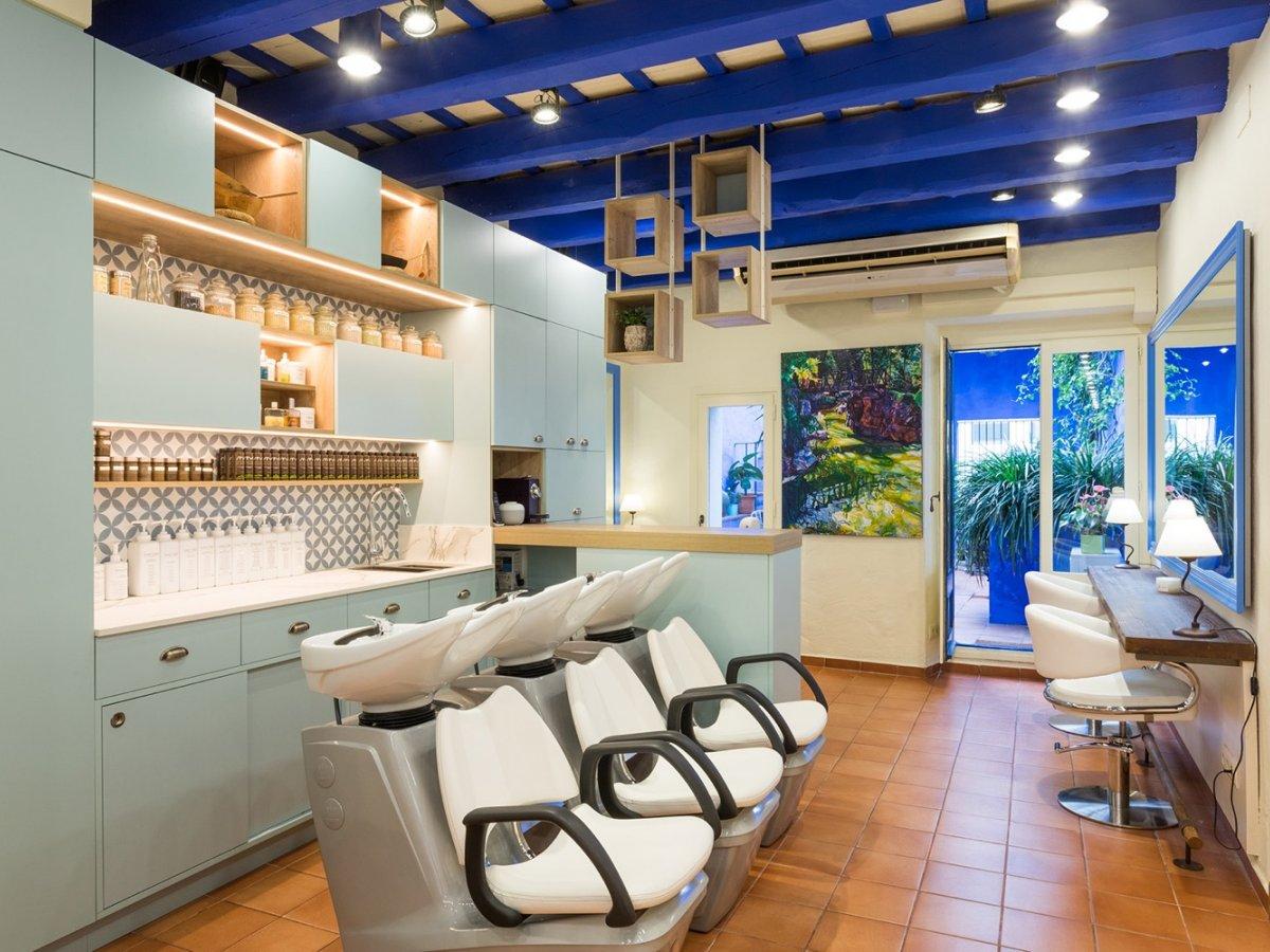 Salón de peluquería